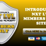 Join NXT LVL Wrestling Membership Site