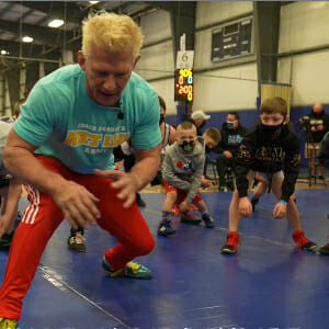 Sponsor Youth Wrestlers